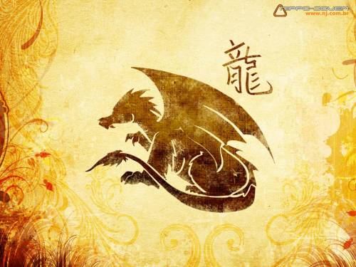 Открытки с новый 2014 годом dragao 1024